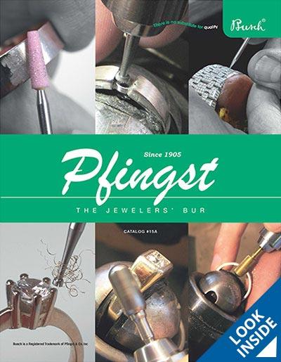 Pfingst Catalog 15A