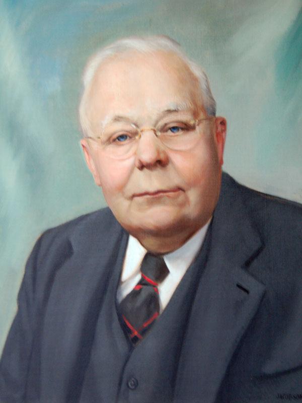 Adolph Pfingst - founder of Pfingst & Company