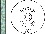 Busch Abrasives Figure 761S