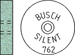 Busch Abrasives Figure 762S