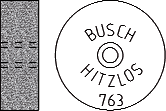 Busch Abrasives Figure 763
