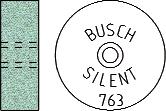 Busch Abrasives Figure 763S