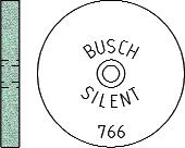 Busch Abrasives Figure 766S