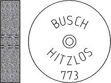 Busch Abrasives Figure 773