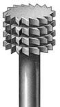 Busch Steel Burs Figure 108