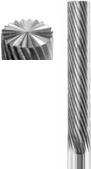 Busch Carbide Burs Figure 410MS