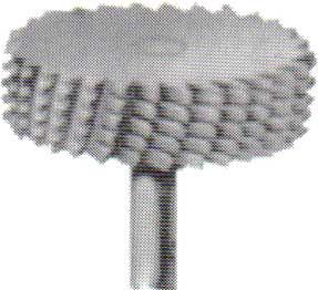 Busch Steel Burs Figure 103