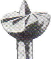 Busch Steel Burs Figure 111
