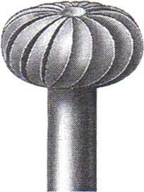 Busch Steel Burs Figure 199