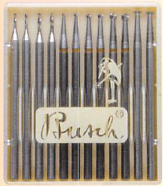 Busch Carbide Burs Figure 5120