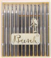 Busch Carbide Burs Figure 5120