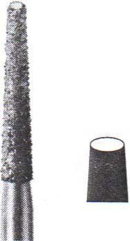 Horico Diamonds Rotary Instruments Figure 185